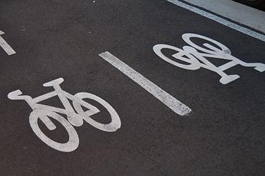 Sydney bike path