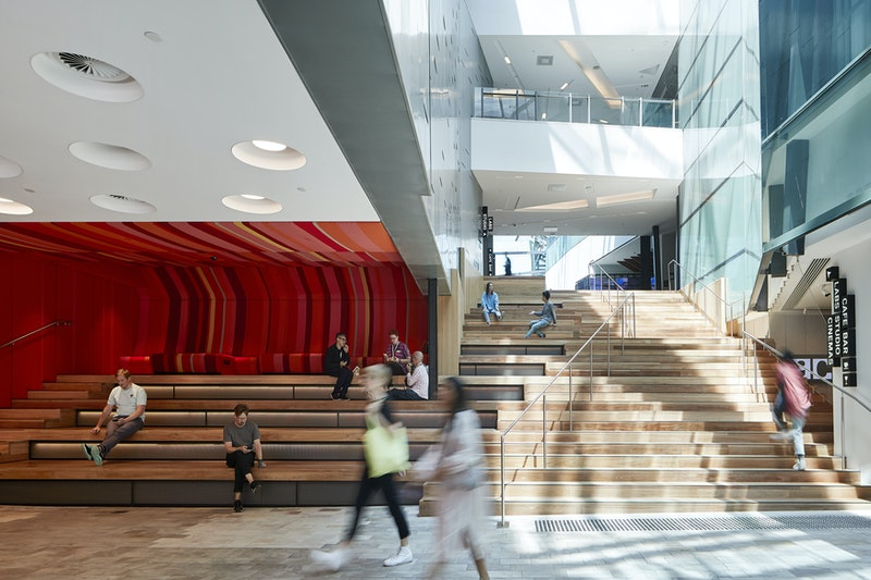 Understanding visitor experience to inform ACMI's architectural and digital transformation