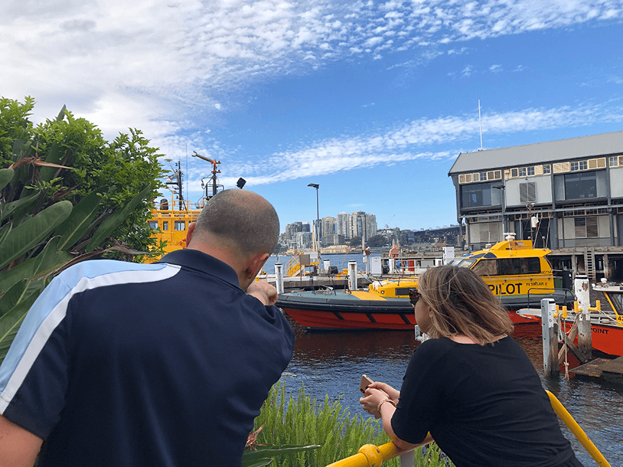 Port Authority of NSW: Redefining sustainability planning