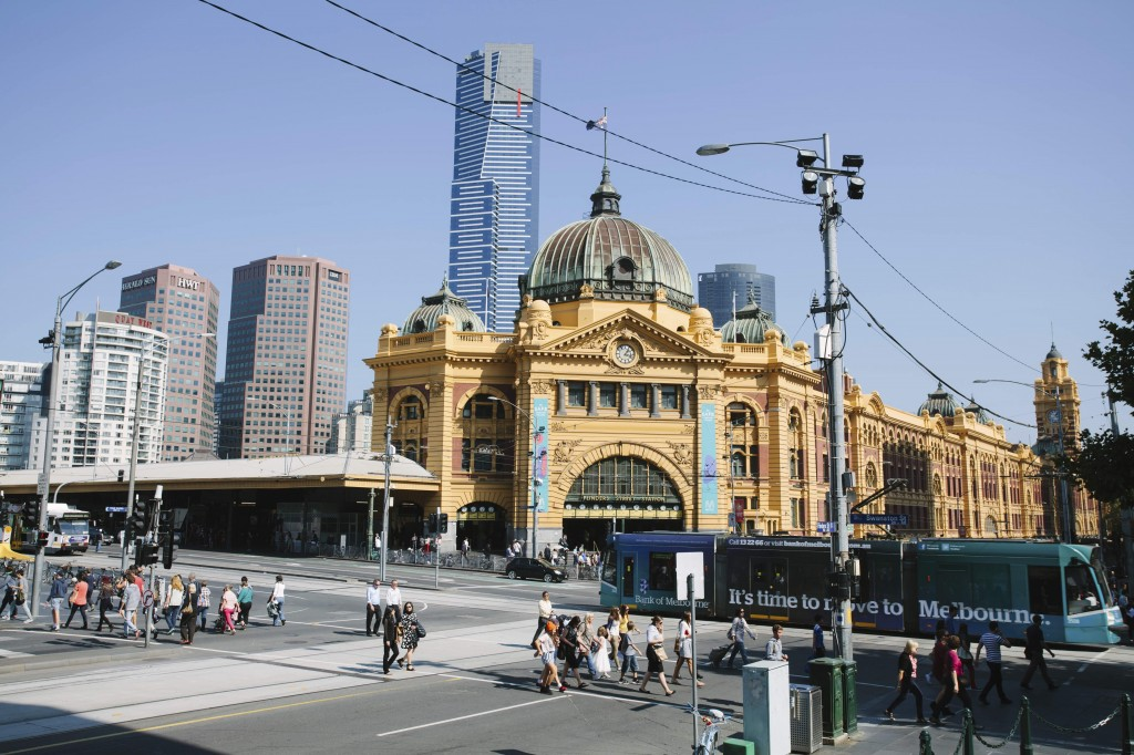 Melbourne, here we come!