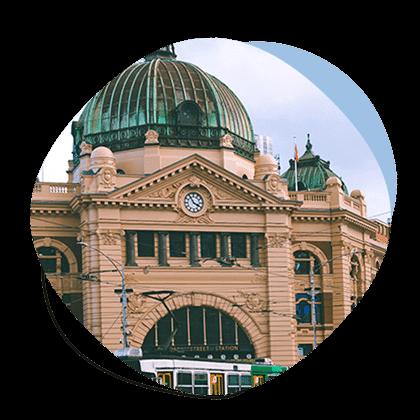 Improving wayfinding at Melbourne
