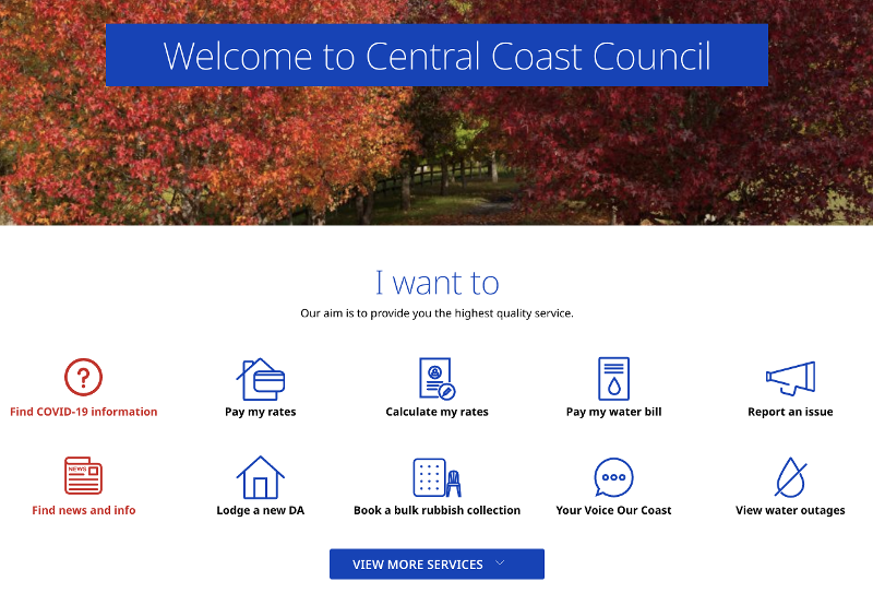 Helping Central Coast Council to become more customer-centred